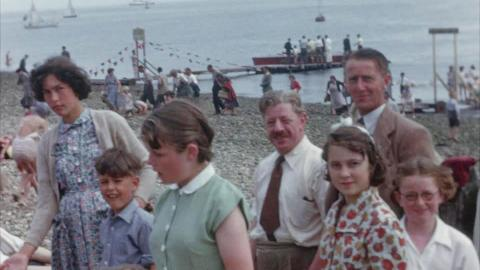 John Laing & Son Staff Outings 1953