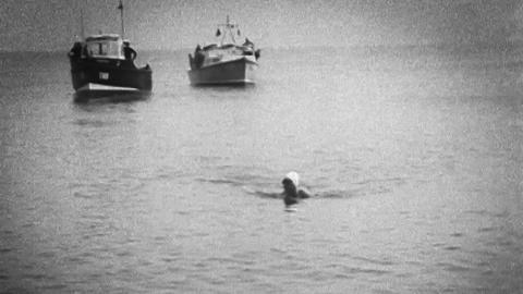 Torquay to Brixham Swim