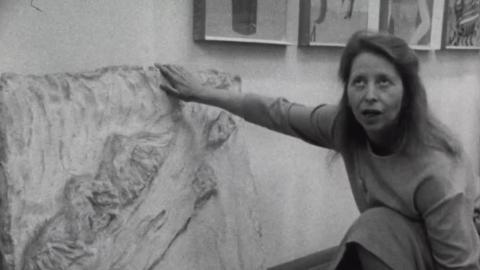 Rolanda Polonsky, Sculptor