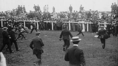 Suffragette Derby of 1913