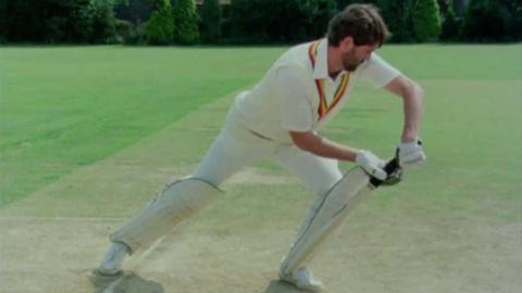 Batting the Forward Strokes