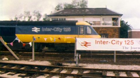 The Introduction of the InterCity 125 to Truro