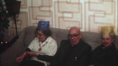 Watts Family Films: Christmas 1976, Epsom (1976)