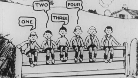 Ten Little Dirty Boys
