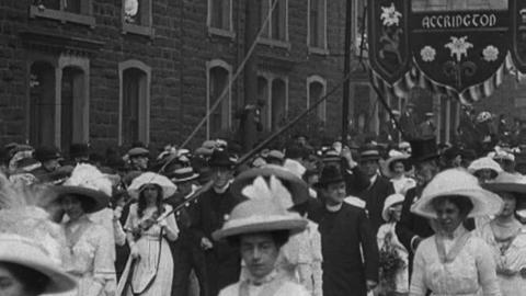 Accrington Catholic Procession (1912)