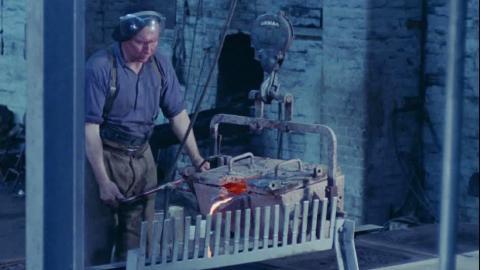 Baxi-pak Open Fire Central Heating