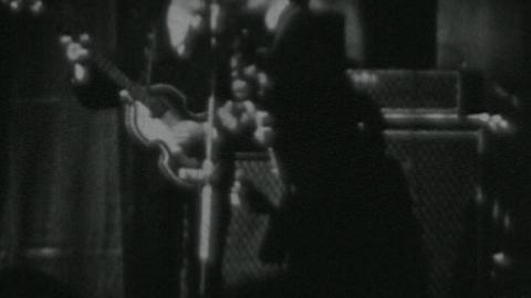 The Beatles at Ipswich Gaumont