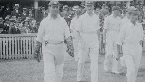 Warwickshire V Australians at Edgbaston