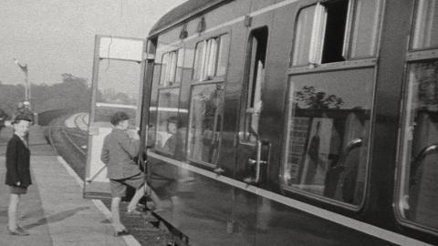 Railway Scenes - Wilmslow