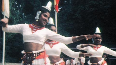 Sri Lankan Kandyan Dance Troop at Sidmouth