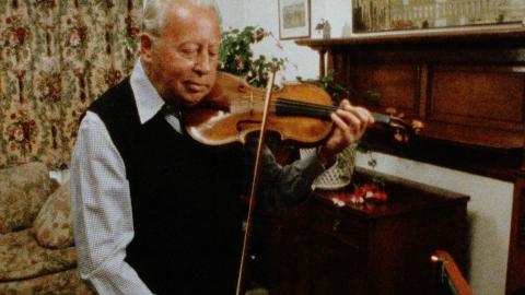 Max Jaffa:  Farewell to Scarborough