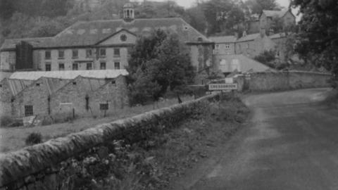 Cressbrook: A Derbyshire Mill