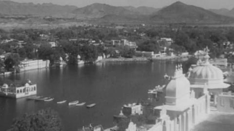A Central Indian Town: Udaipur
