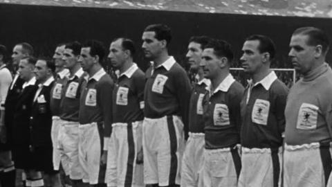 Caerdydd, Tachwedd 1949 - Cymru 5 Belgium 1