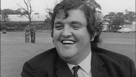 Colin Milburn's Cricketing Comeback