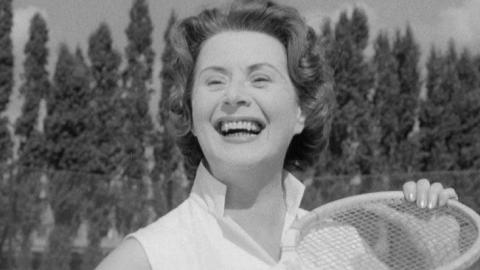 RHM Nimble: Tennis Woman: 80781C