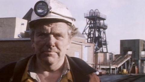 Closure of Snibston Colliery
