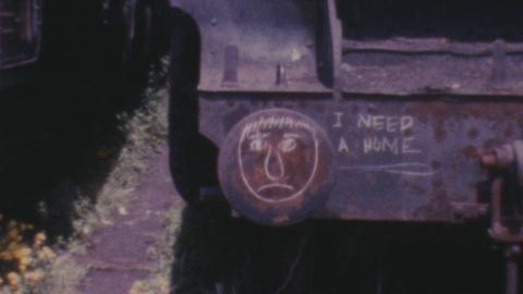 Railway Scrapyard - Barry