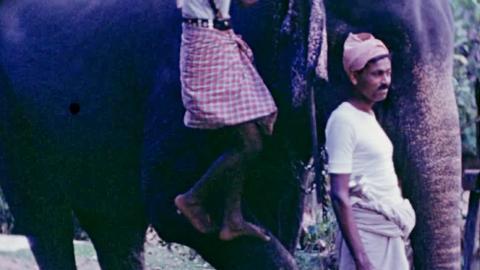 Sir John Laing Missionary Films  Madras & Ceylon