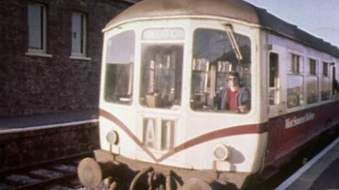 Woman Train Driver