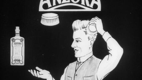 Anzora Viola Cream, Masters of the Hair