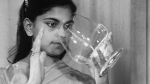 Portrait of a Glass Worker
