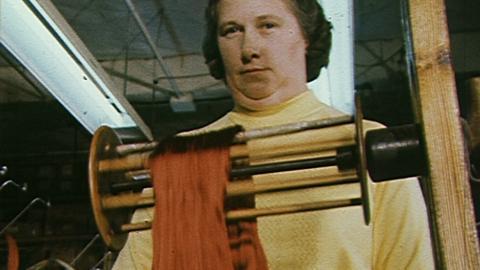 Visit to Silk Factory in Sudbury, Suffolk
