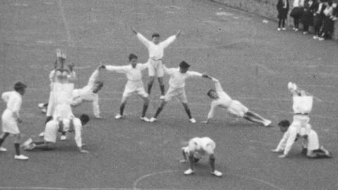 Mabolgampau Yr Urdd Abertawe, 1933