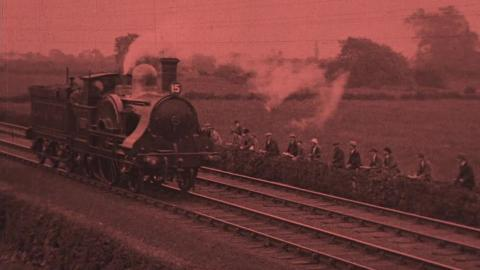The Official Film of the Railway Centenary
