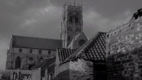 Patrington Village, Yorkshire