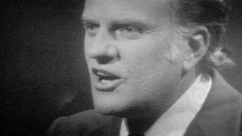 Billy Graham in Ulster