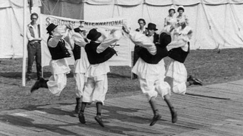 The Sidmouth Folk Festival