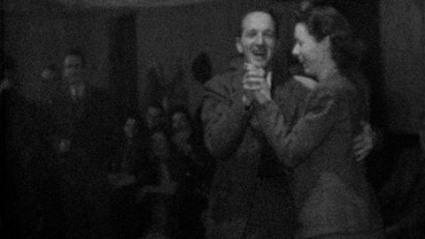 Dancing in Preston