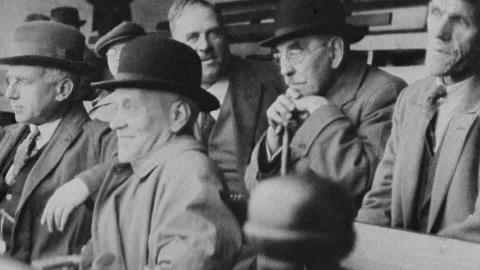 Notts V. Derby, And Notts V. Hants. 1932