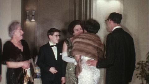 Harold Defries Bar Mitzvah