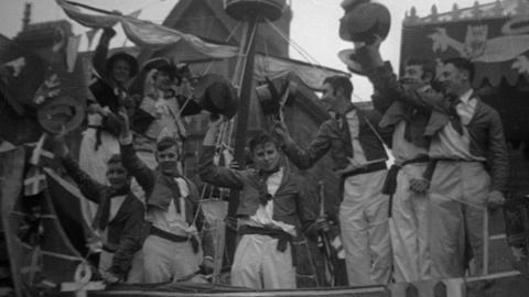 Harrogate Coronation Celebrations 1937