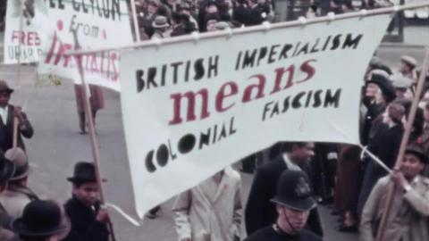 Challenge to Fascism: Glasgow's May Day