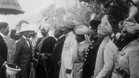 Royal Visit to India and Nepal