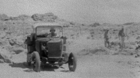 Libyan Desert - Bagnold