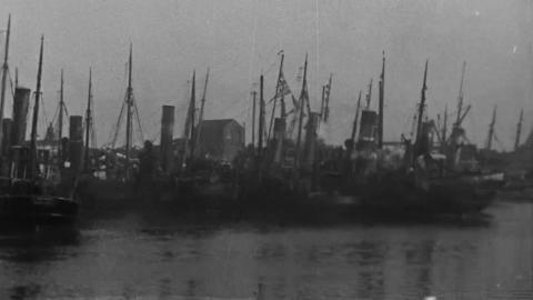 Grimsby's New Fish Dock