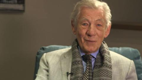 Sir Ian McKellen introduces Throne of Blood
