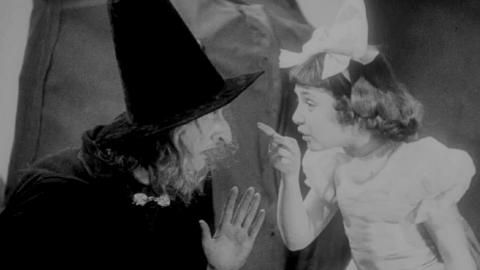 Wicked Witch (Rinso Advert),
