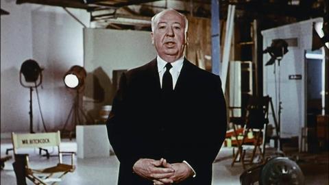 Westcliff Cine Club Visits Mr Hitchcock in Hollywood