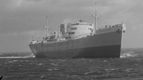 "M.V. ""General Guisan"" for Suisse -Atlantique Soc de Nav Maritime SA"