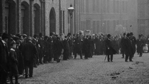Turn Out of the Newcastle Fire Brigade (1901)