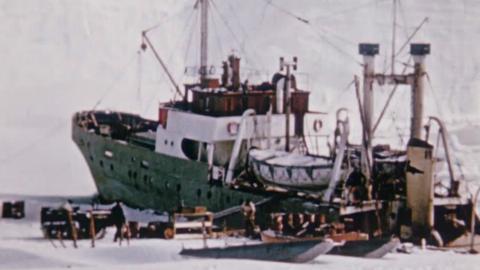 Antarctic Venture  Norwegian, British, Swedish Expedition