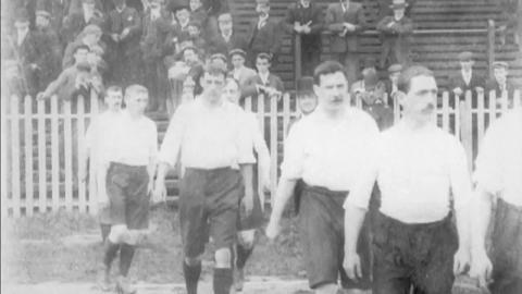 Bolton Football 1 (c.1900)
