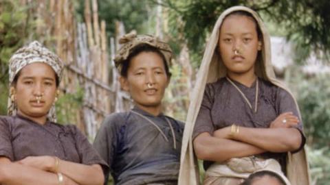 British Museum (Natural History) Nepal Expedition 1961-1962 (Rushes)