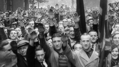 British Union of Fascists March October 3rd 1937