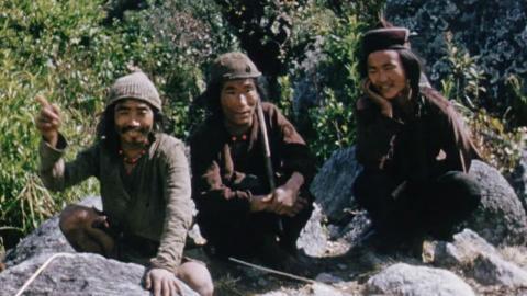 British Museum (Natural History) Nepal Expedition 1961-1962